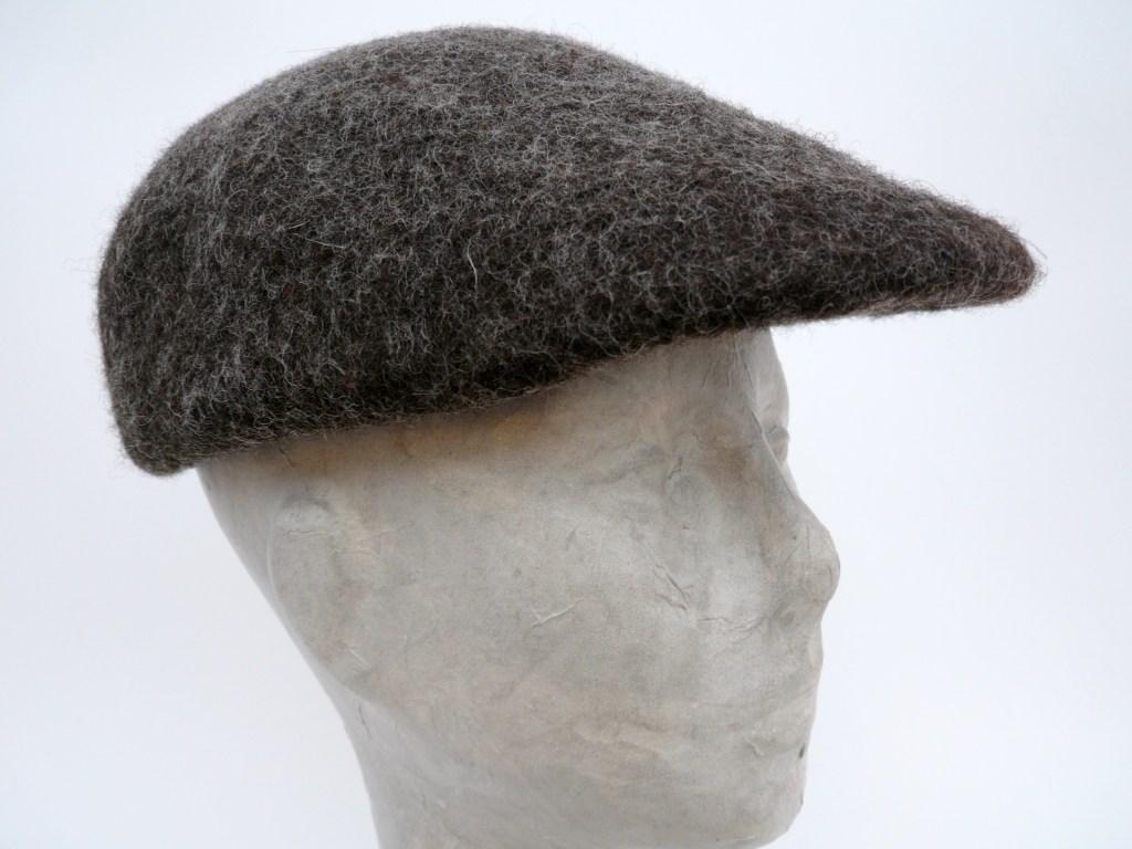 Nr. 1  Mütze Grau
